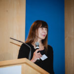 Barbara Bleny (BBDM) - Les Enjeux Innovation B2B 2016 Crédit photo : Guillermo Gomez