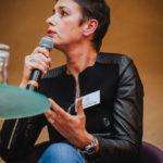 Carole Cesbron (Cdiscountpro.com) - Les Enjeux Innovation B2B 2016 Crédit photo : Guillermo Gomez