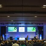 Les Enjeux Innovation B2B 2017 organisés dans l'auditorium du Medef Crédit photo : Guillermo Gomez