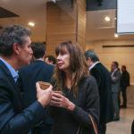 Barbara Bleny (bbdm) et Jean-Louis Coustenoble (Agoply) - Les Enjeux Innovation B2B 2017 Crédit photo : Guillermo Gomez