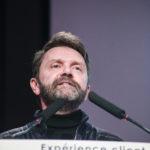 Jean-Baptiste Reynes (Enodo) - Les Enjeux Innovation B2B 2017 Crédit photo : Guillermo Gomez